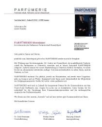 Mitteilung des Terra Verlags, Konstanz zur Übernahme des österreichischen Titels BeautyXpert
