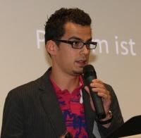 Parfumo Gründer und CTO Christoph Polatzky