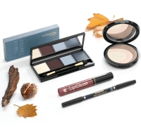 Natural Glamour Look Herbst 2011 Gruppe; Natural Glabour Look Au