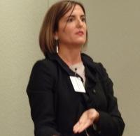 Kosmetik 2011: Anna Blasco Salvat, Vicepresident Marketing der Artdeco Cosmetic GmbH