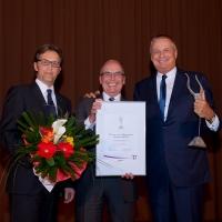 Excellent Partner Award 2013_Gottmann,Seidel,Courtin-Clarins_k