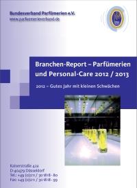 Branchenreport Parfümerien und Personal-Care 2012/2013