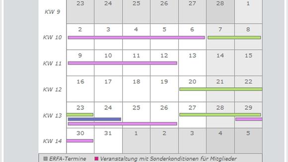 Branchenkalender