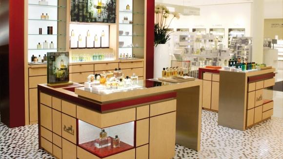 Hermès Parfums – Oberpollinger_580
