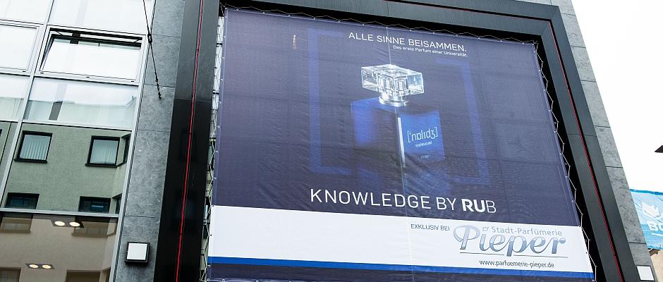 """""""Knowledge by RUB"""" – Erste Universität der Welt mit eigenem Parfüm"""