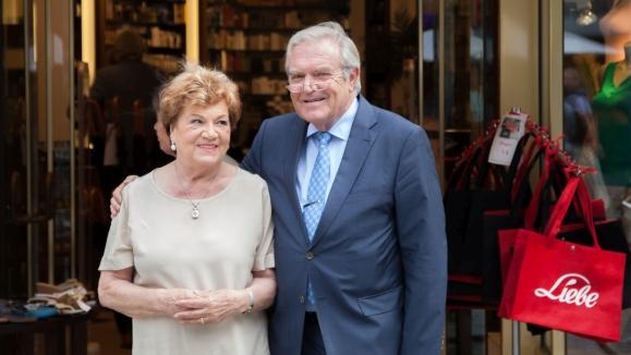 Liebe Hannover liebe hannover helga denia feierte ihr 60 betriebsjubiläum
