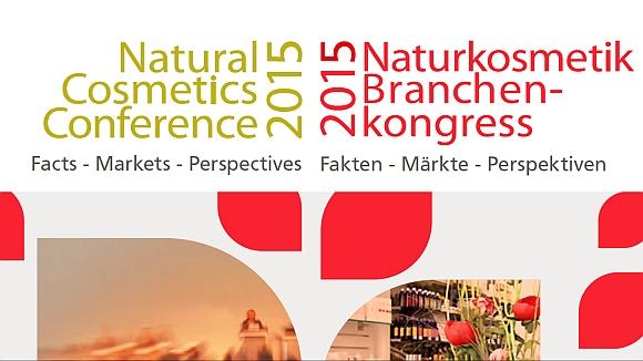 Naturkosmetik Kongress 2015