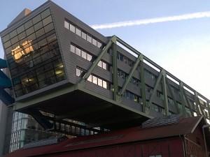 Die neue Location PORT SEVEN im angesagten Szeneviertel Medienhafen bringt cooles Ambiente und öffnet den Blick für Ungewohntes (Bild: parfuemerienachrichten)