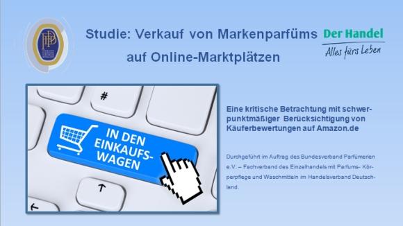 Studie Verkauf Von Parf Ms Auf Online Marktpl Tzen