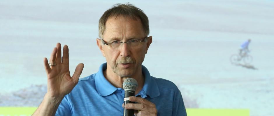 Hubert Schwarz, Extremsportler, Motivationstrainer und Unternehmer