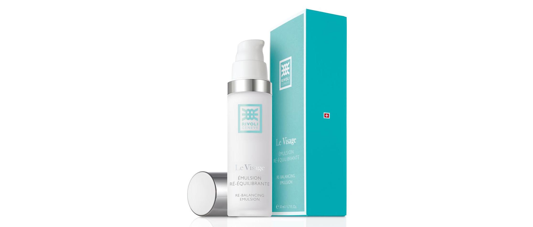 Kosmetiktester gesucht – RIVOLI Le Visage Re-Balancing Emulsion