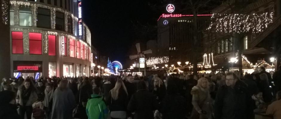 Einzelhandel: Zweite Adventswoche enttäuscht – Endspurt erwartet