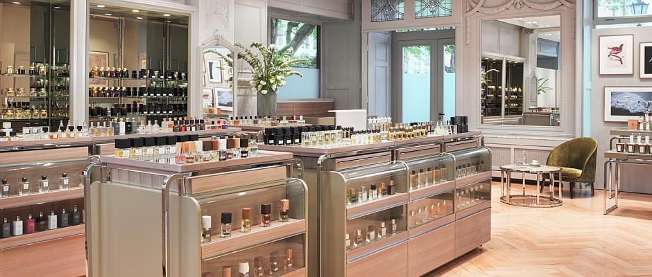 Vorgestellt: Schon über zwei Jahre – Parfumerie Spitzenhaus, Zürich