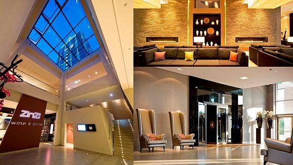Der Tagungsort 2018 das van der Valk Airport Hotel in Düsseldorf