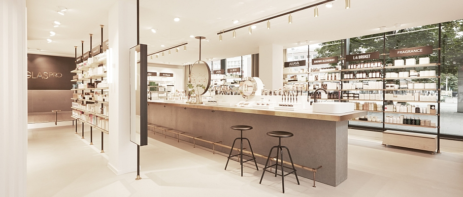 Douglas präsentiert neues Premium-Store-Konzept – Douglas PRO