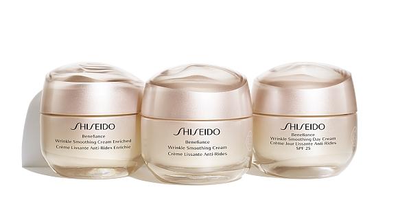 shiseido benefiance neue pflege ab m rz 2019. Black Bedroom Furniture Sets. Home Design Ideas