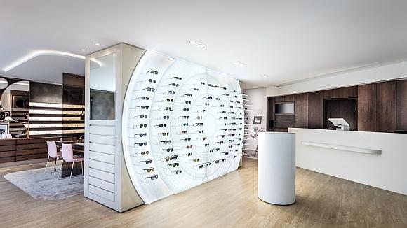 Stores of the year: Brillen Müller aus Wittlich entschied die Kategorie Concept Store 2019 für sich. [Bild: HDE/Heikaus]