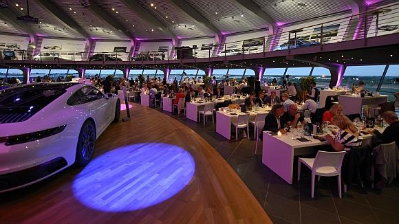 Abendveranstaltung Porsche Werk Leipzig_580