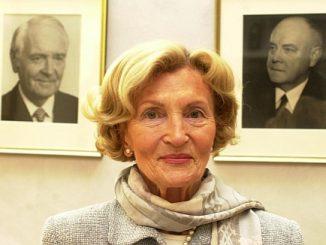 Abschied von Irmingard Prenzler – ein Nachruf auf eine Grande Dame der Wirtschaftswundergeneration [Bild: Parfümerie Liebe]