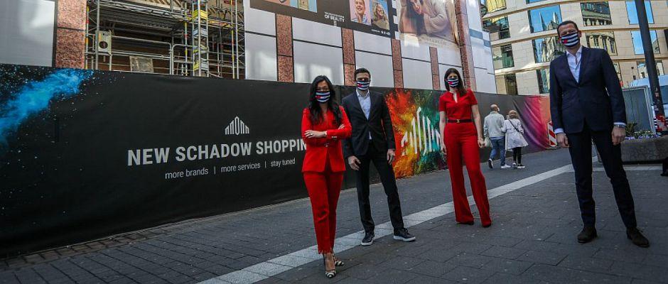 SEPHORA Deutschland Headquarter ziehen in Düsseldorfer Schadow Arkaden
